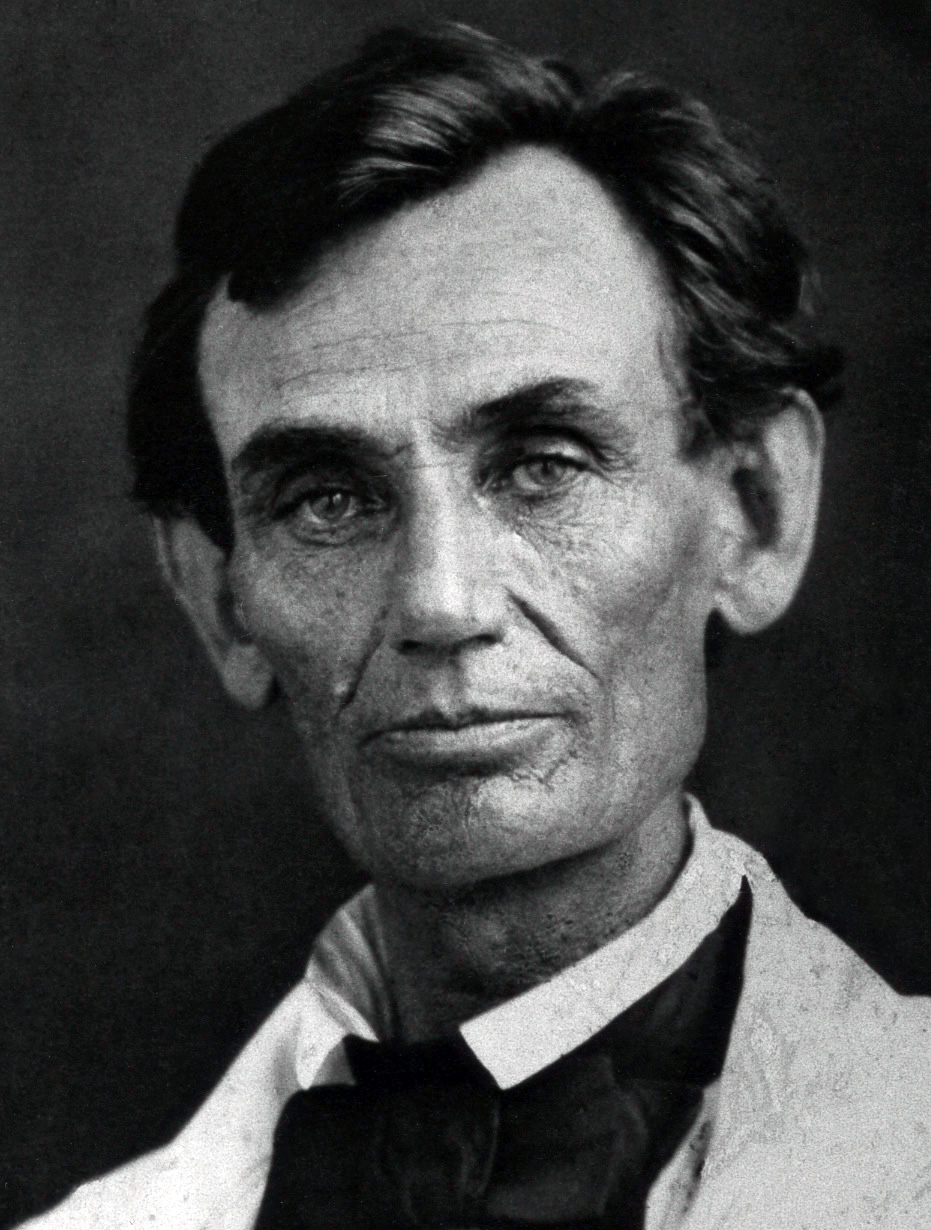 File Abraham Lincoln By Byers 1858 Crop Jpg
