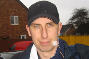 Chris Adamson British footballer
