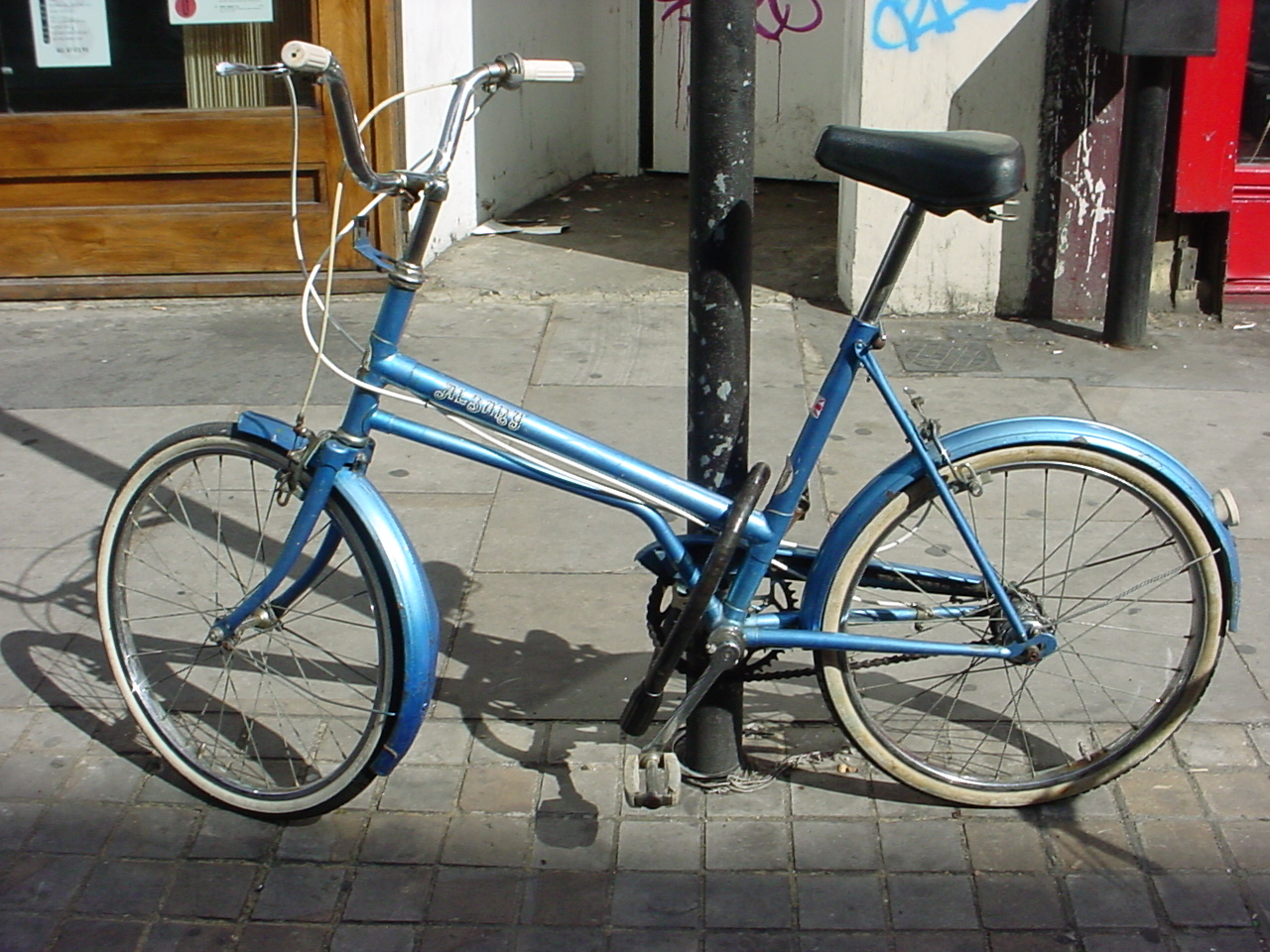 File Albany Folding Bike 2 Jpg Wikimedia Commons