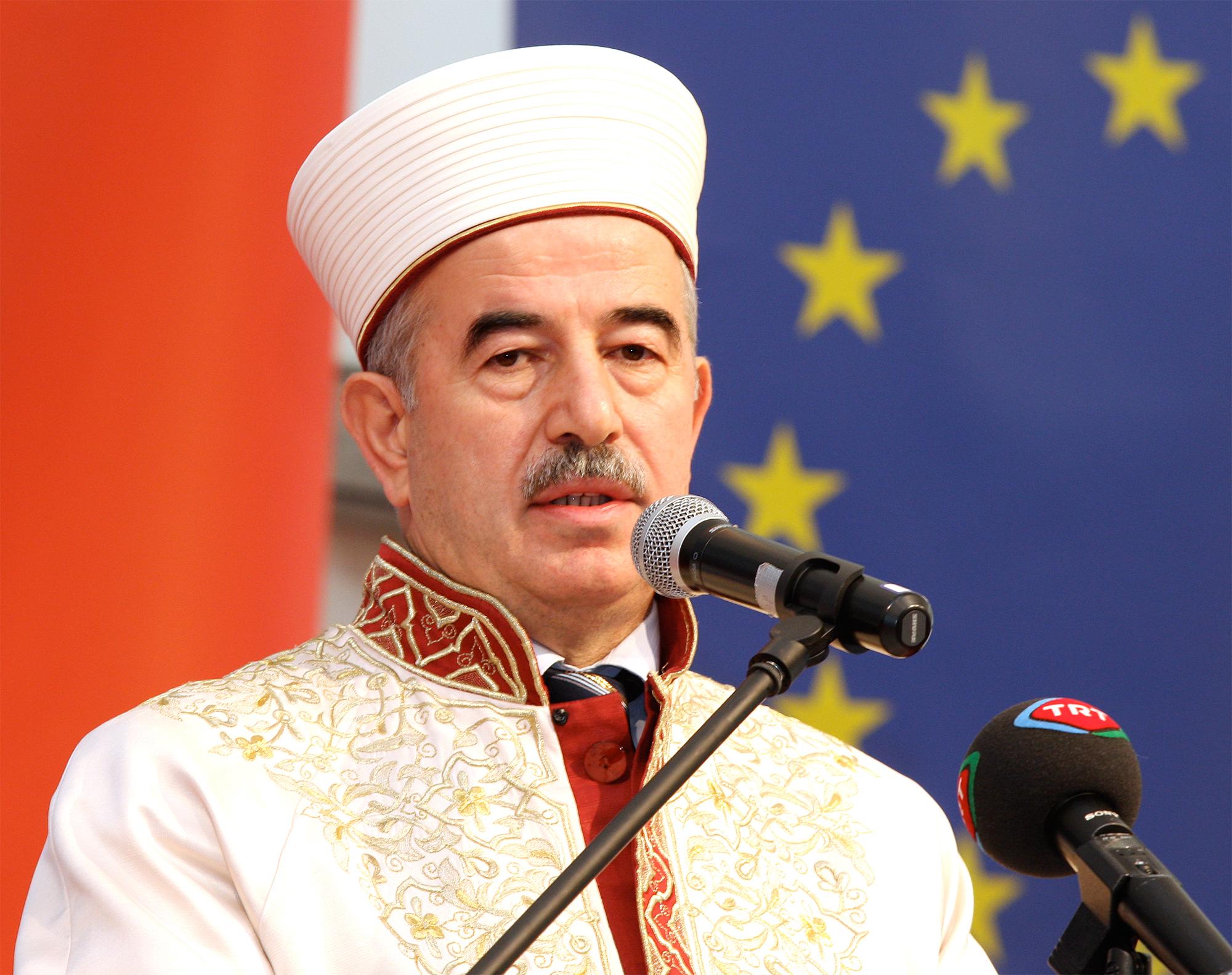 Ali Bardakoğlu - Vikipedi