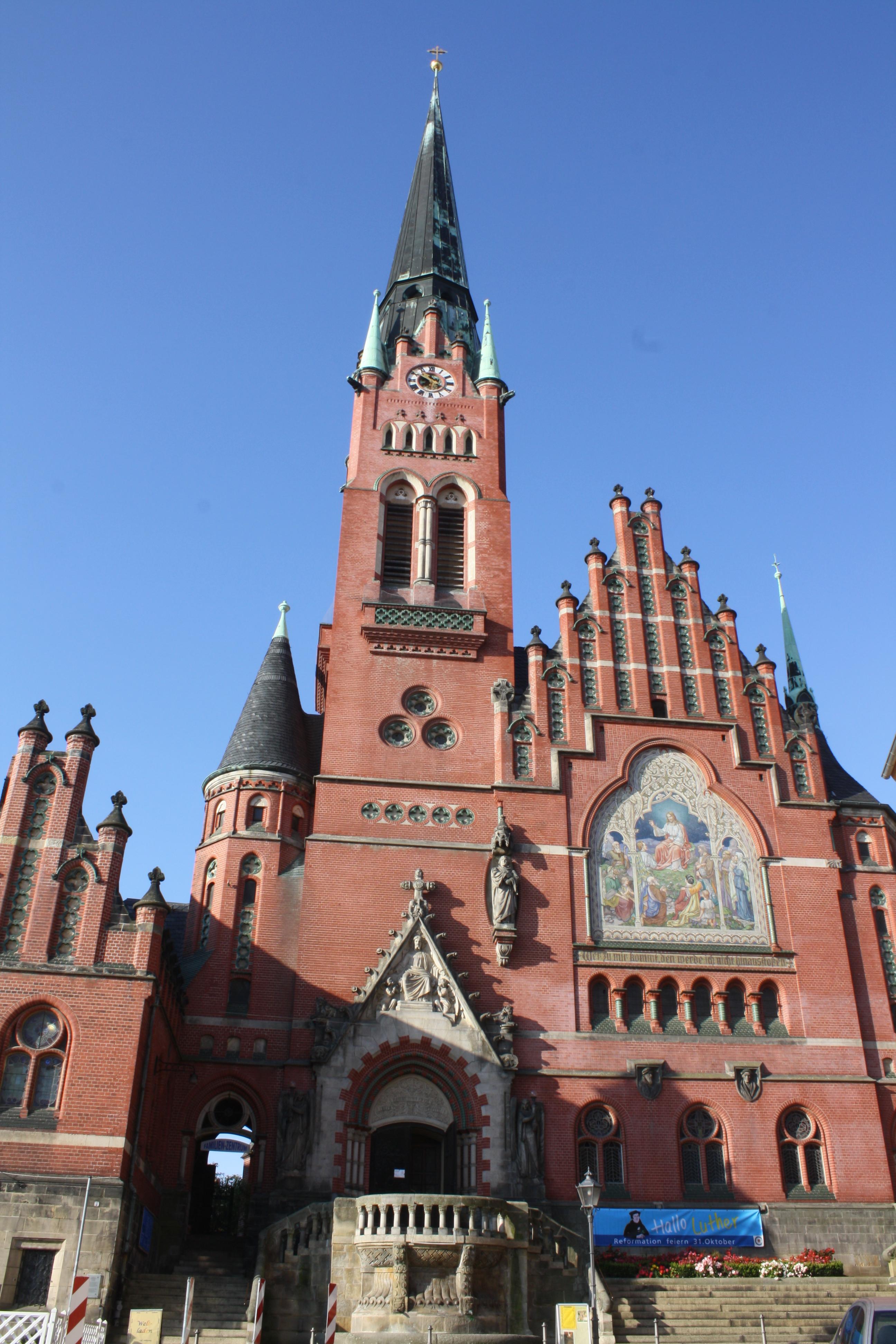 Brüderkirche (Altenburg)
