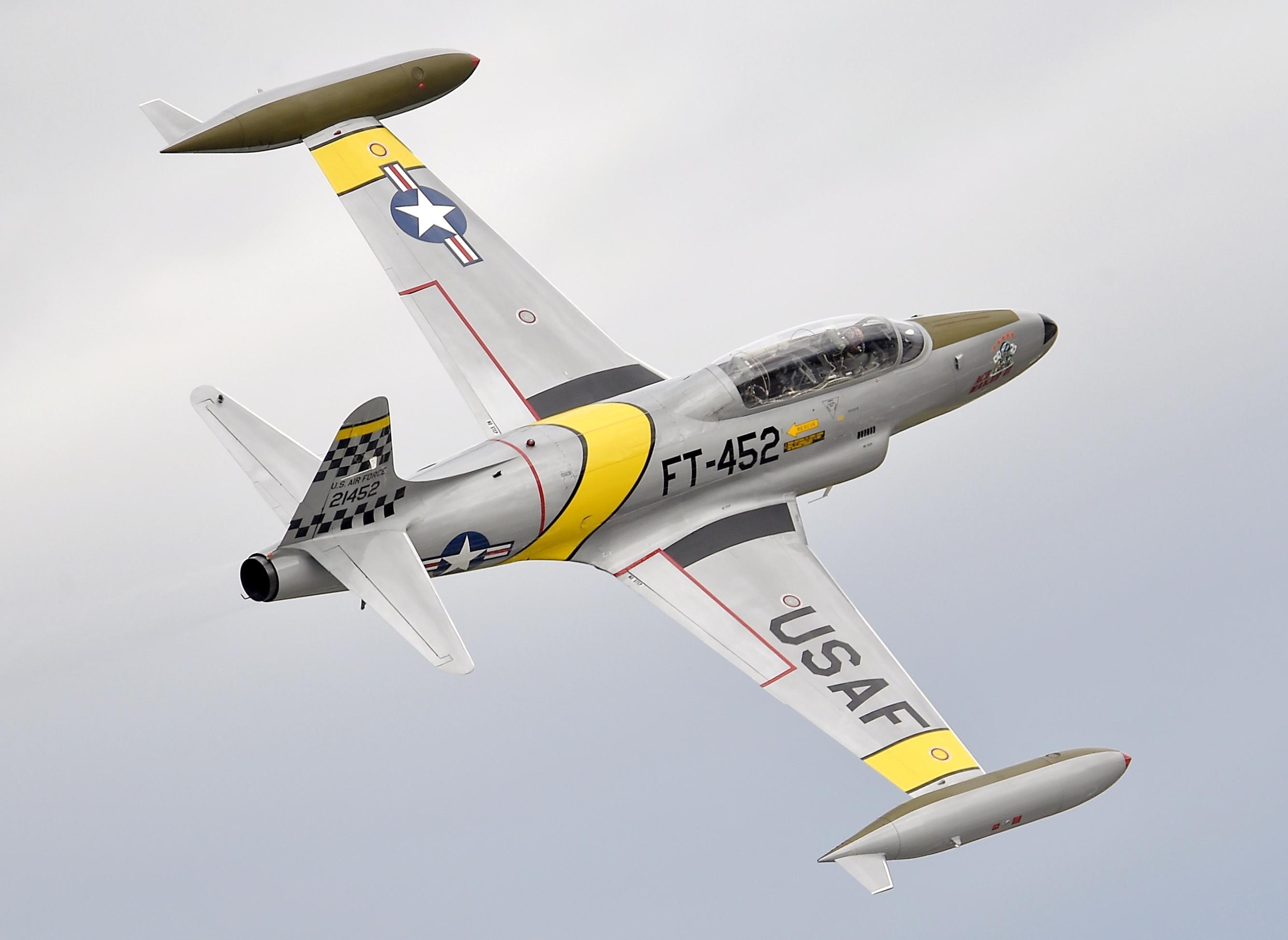 big sale 4682d 9f830 Lockheed T-33 - Wikipedia