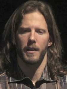 Head shot of Aron Ralston