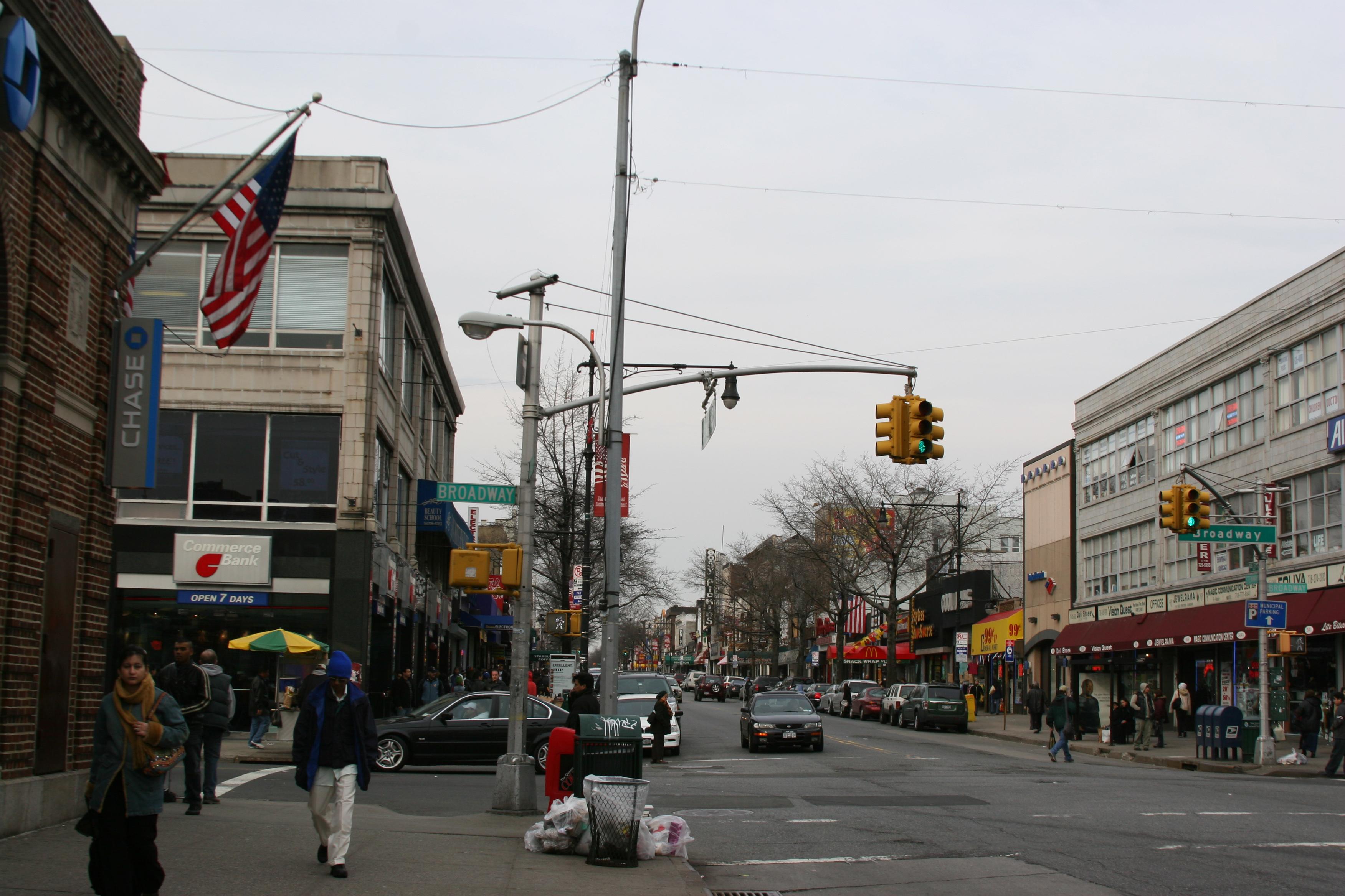 Steinway Street Long Island City