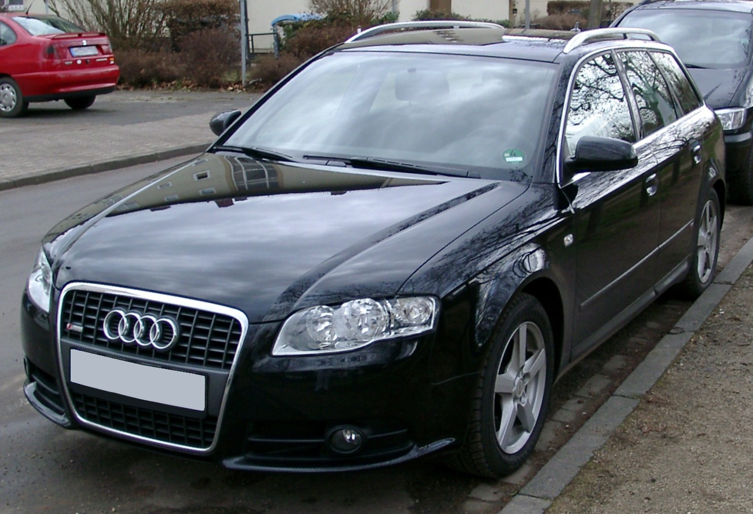 Audi a4 b7 submited images