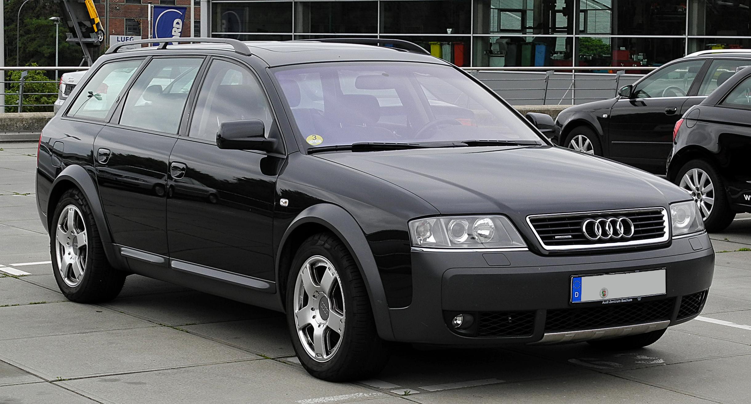 Kelebihan Audi Allroad C5 Harga