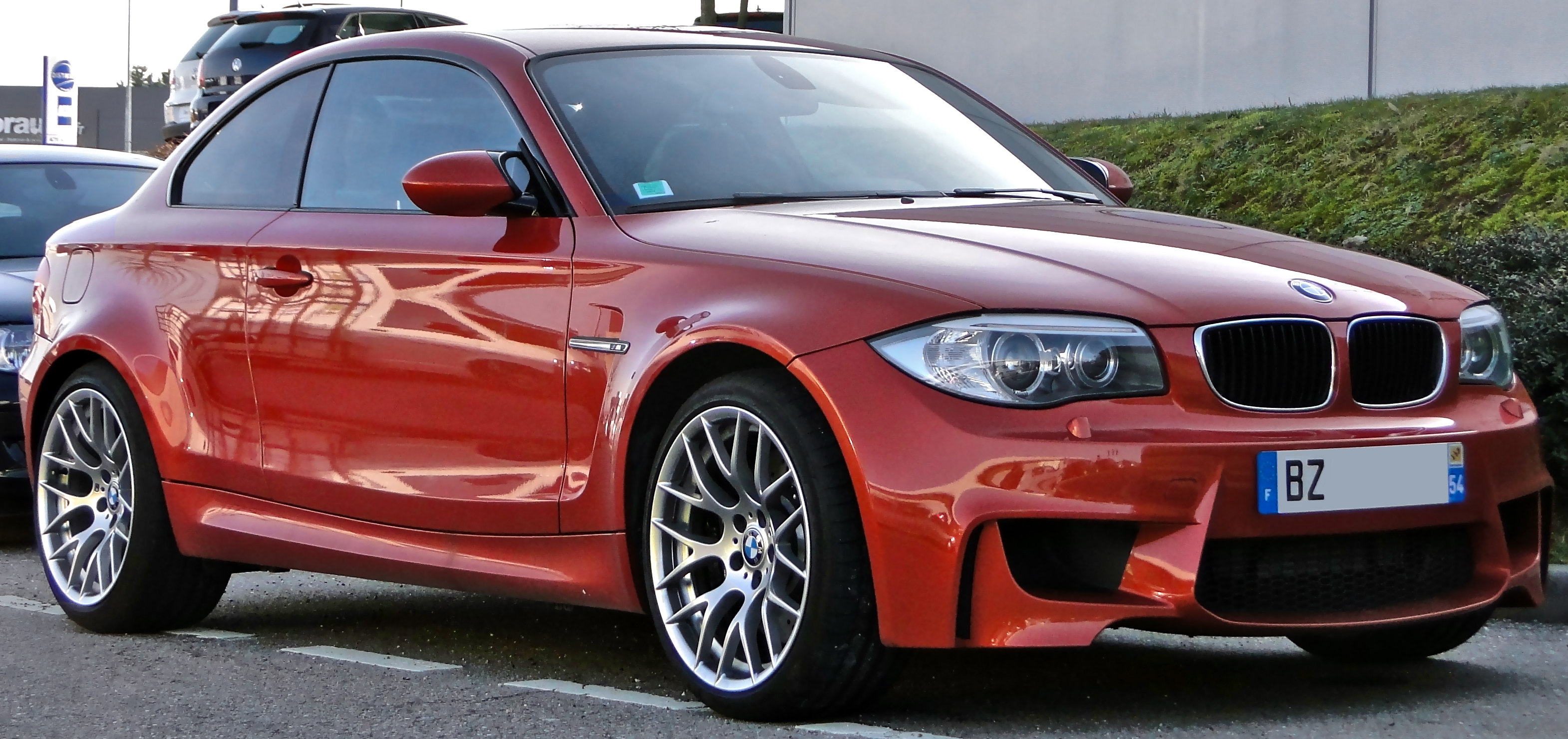 BMW 1 Series (E87) - Wikiwand