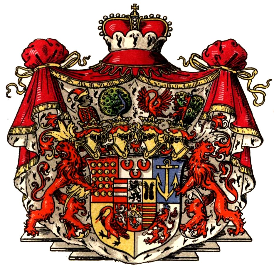 Wappen der Fürsten zu Bentheim-Tecklenburg
