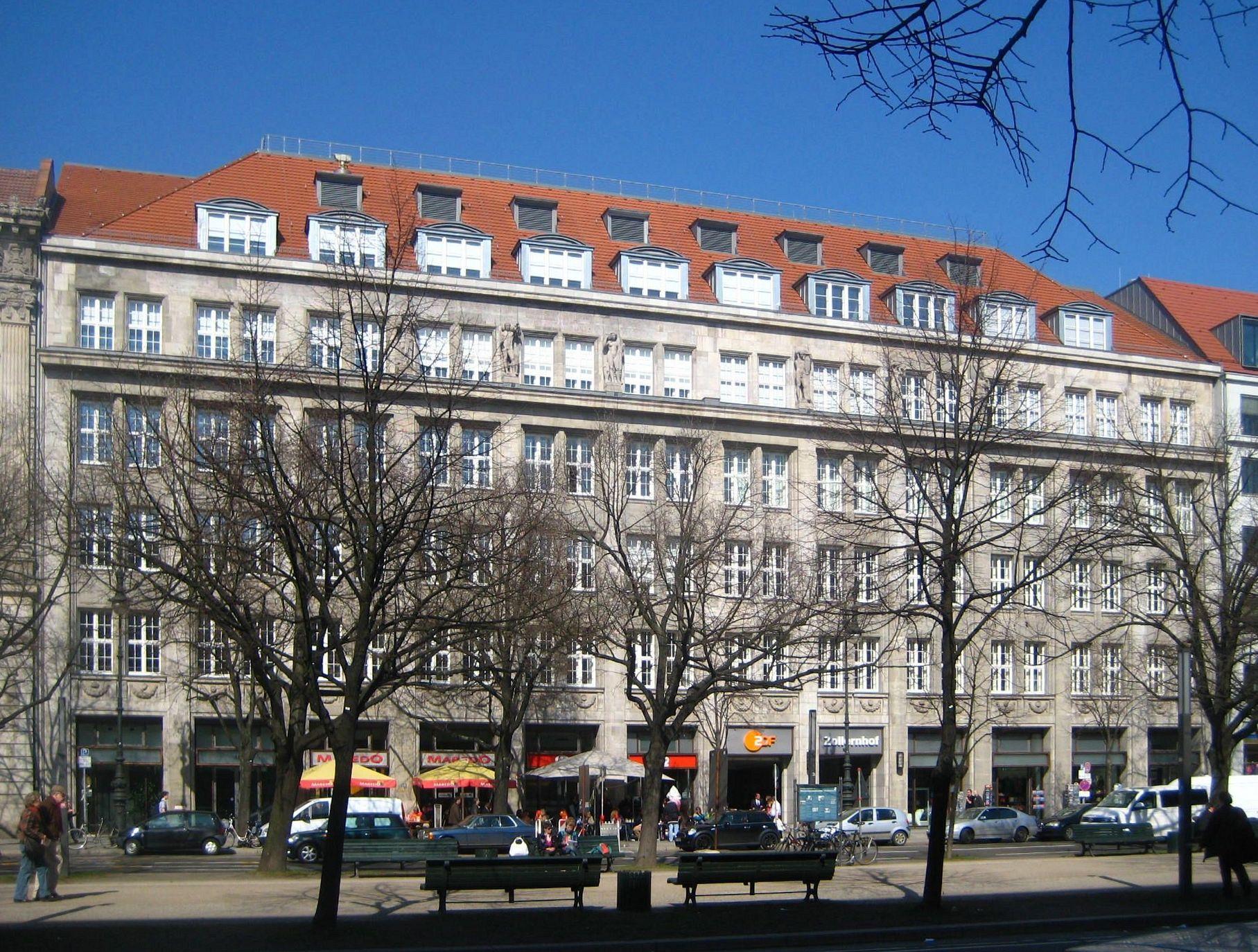 zdf berlin