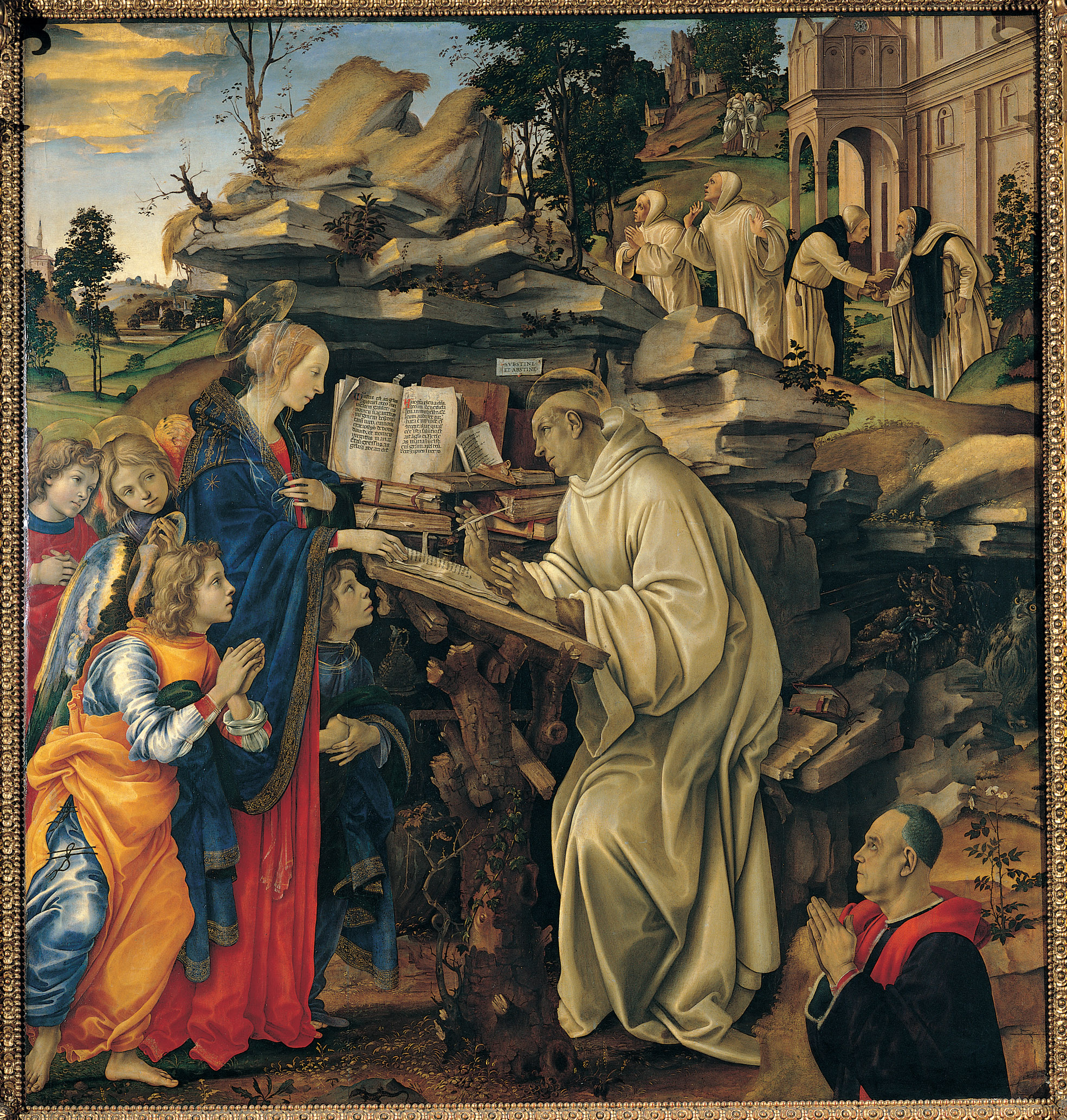 http://upload.wikimedia.org/wikipedia/commons/7/7e/Bernardo_claraval_filippino_lippi.jpg