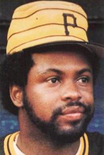 Bill Madlock - Pittsburgh Pirates - 1983