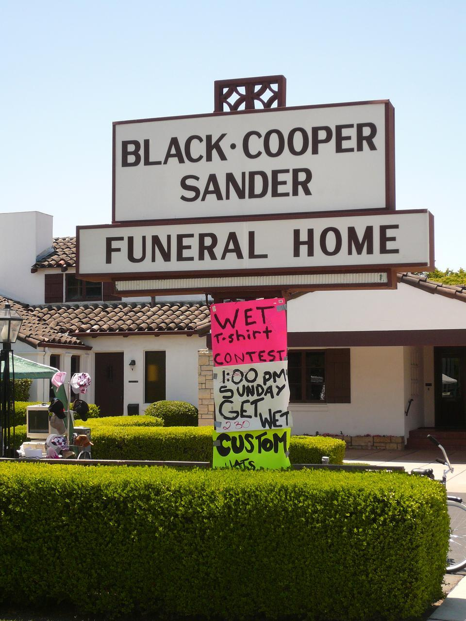 Funeral Home On Sunrise Highway In Lynbrook