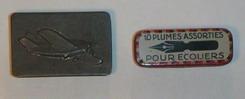 Les objets d'écriture Boite-plume-m%C3%A9tal