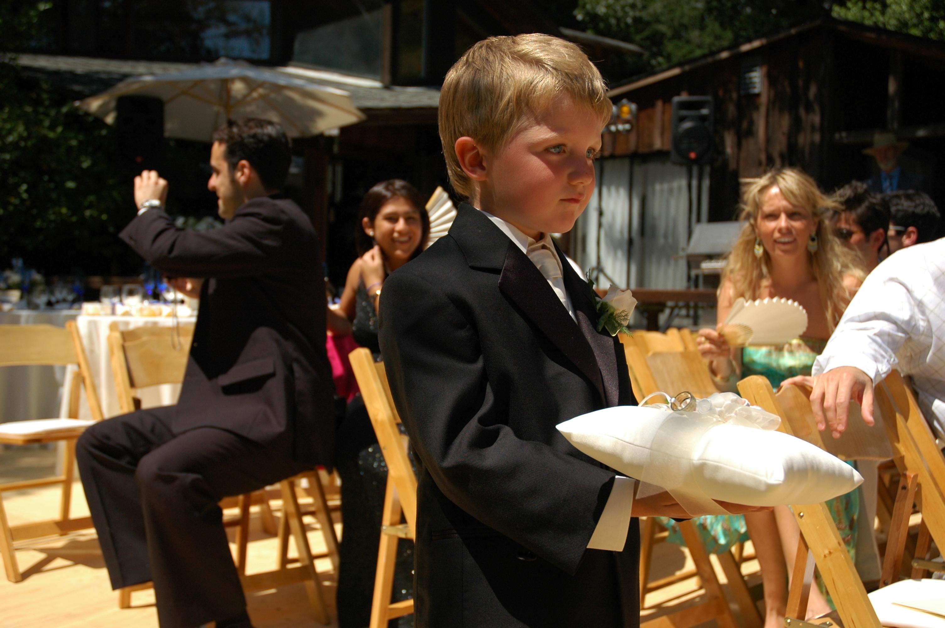 Page Boy Wedding Attendant Wikipedia