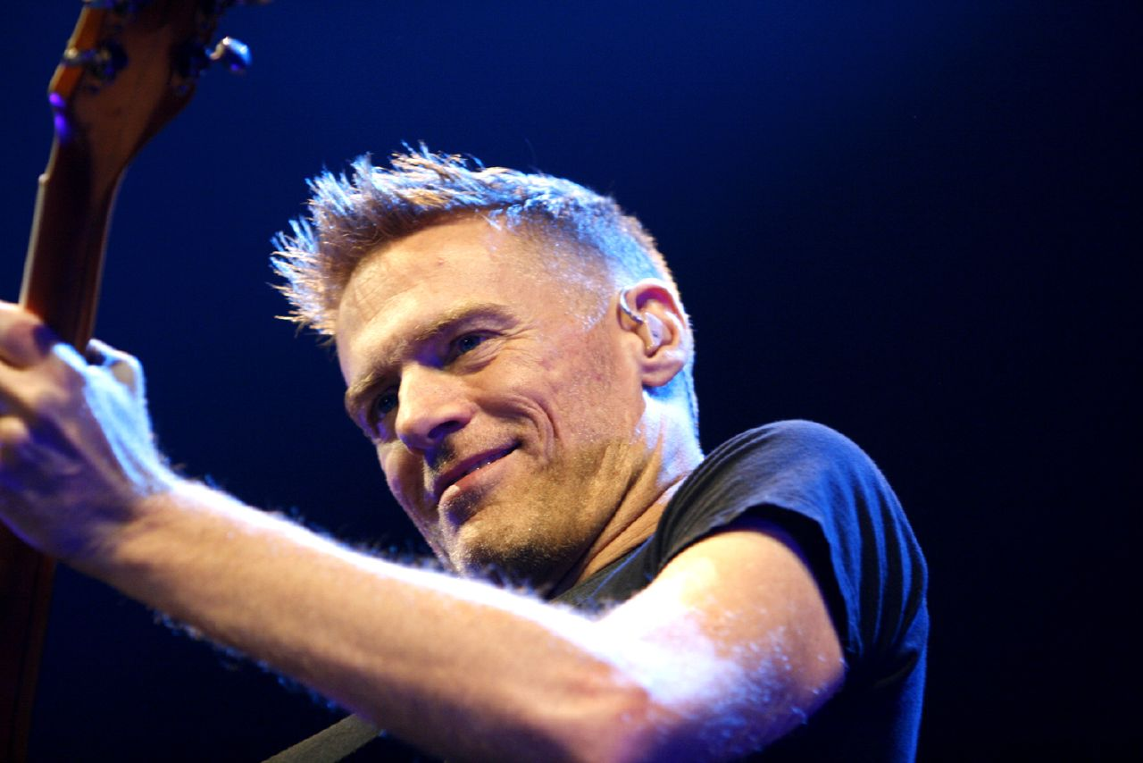The 59-year old son of father Conrad J. Adams and mother Elizabeth Jane Adams Bryan Adams in 2019 photo. Bryan Adams earned a  million dollar salary - leaving the net worth at  million in 2019