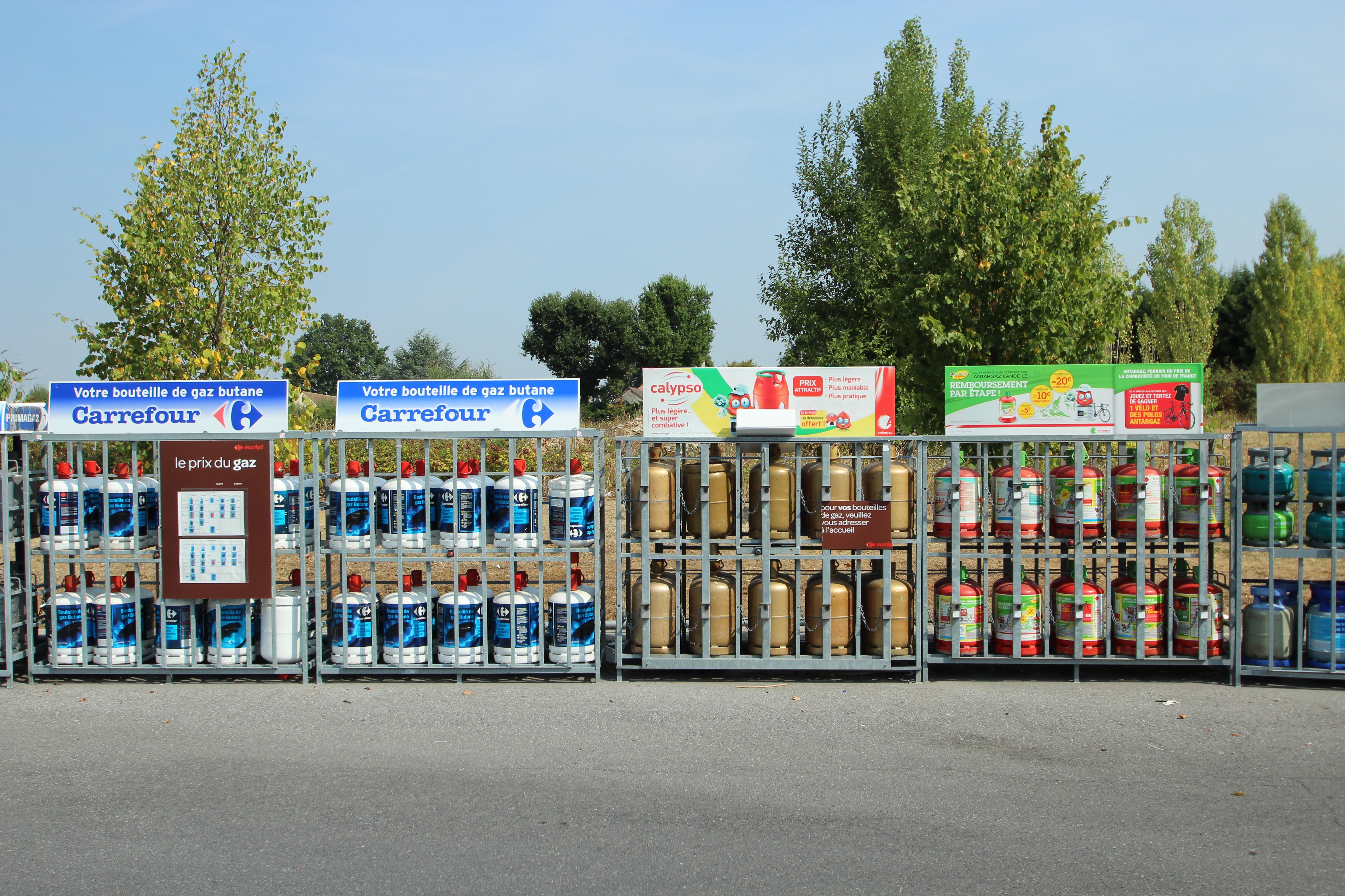 File Carrefour Market De Gometz La Ville Le 12 Août 2015