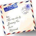Письмо в конверте