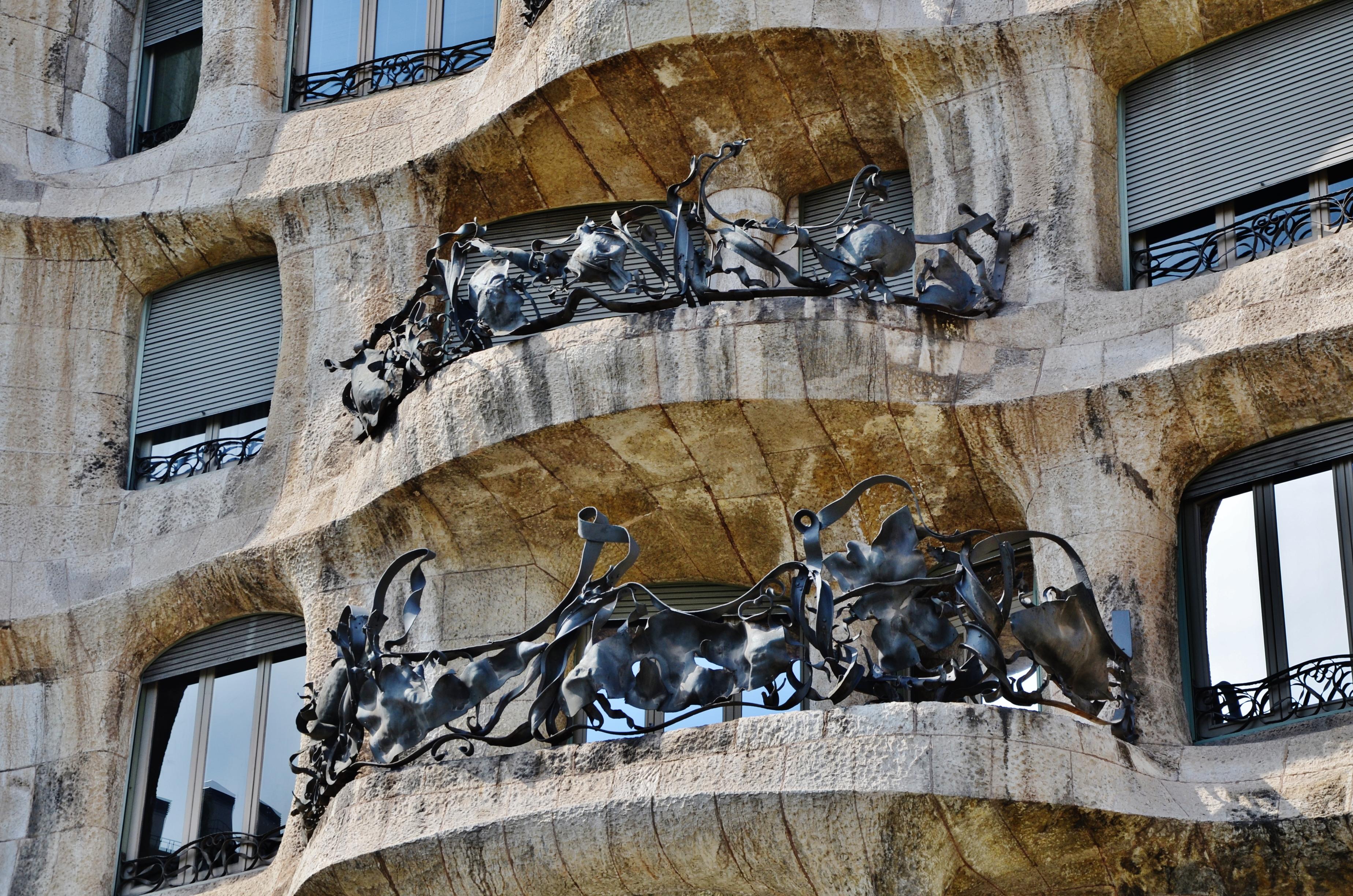 casa mila official website la pedrera gaudi barcelona