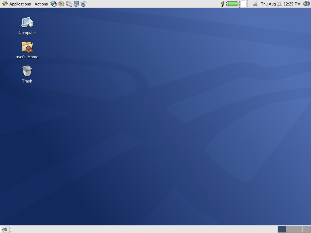 redhat enterprise linux 5.8