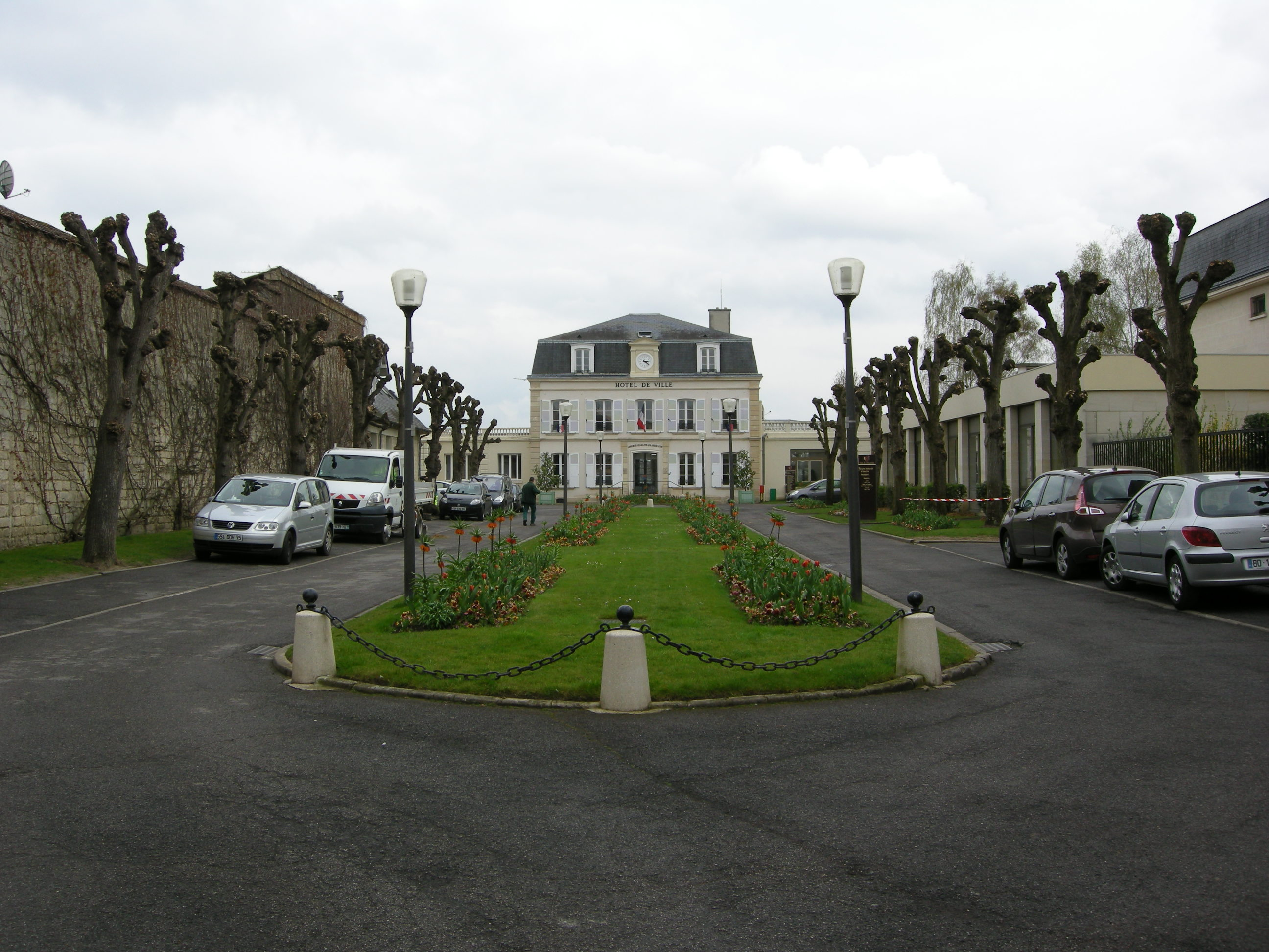 Ville De Chantilly Photo A Ef Bf Bdrienne