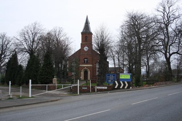 Cradley Unitarian Chapel
