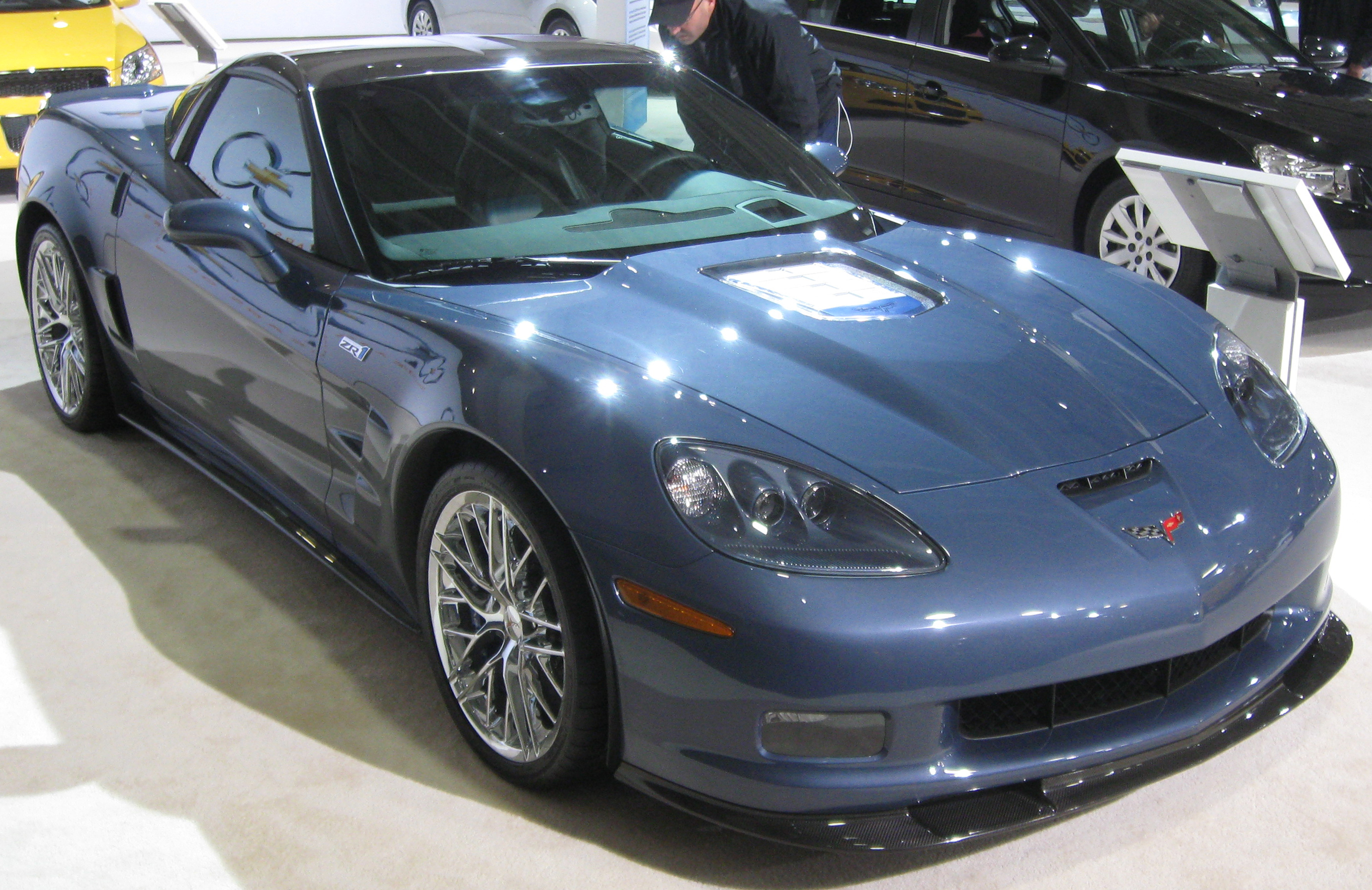 File:Chevrolet Corvette ZR1    2011 DC