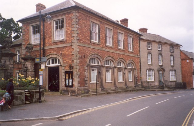 Church Hall, High Street, Wem - geograph.org.uk - 345064