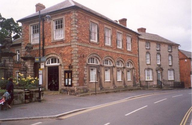 Church Hall, High Street, Wem - geograph.org.uk - 345064