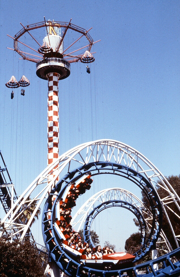Corkscrew (Silverwood) - Wikipedia, the free encyclopedia
