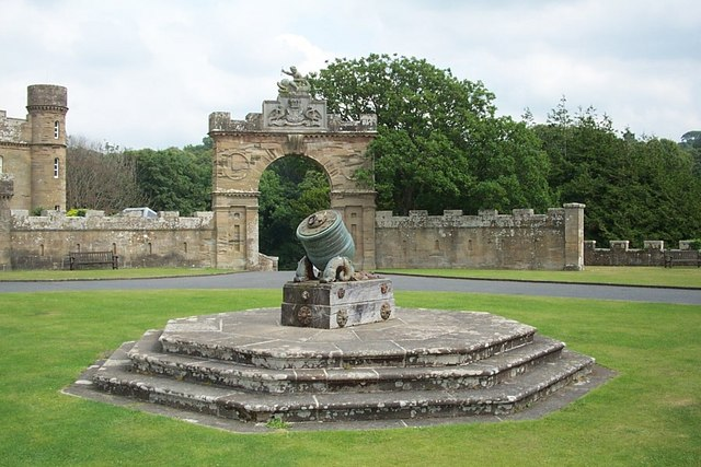 Culzean Castle and Country Park - geograph.org.uk - 440004