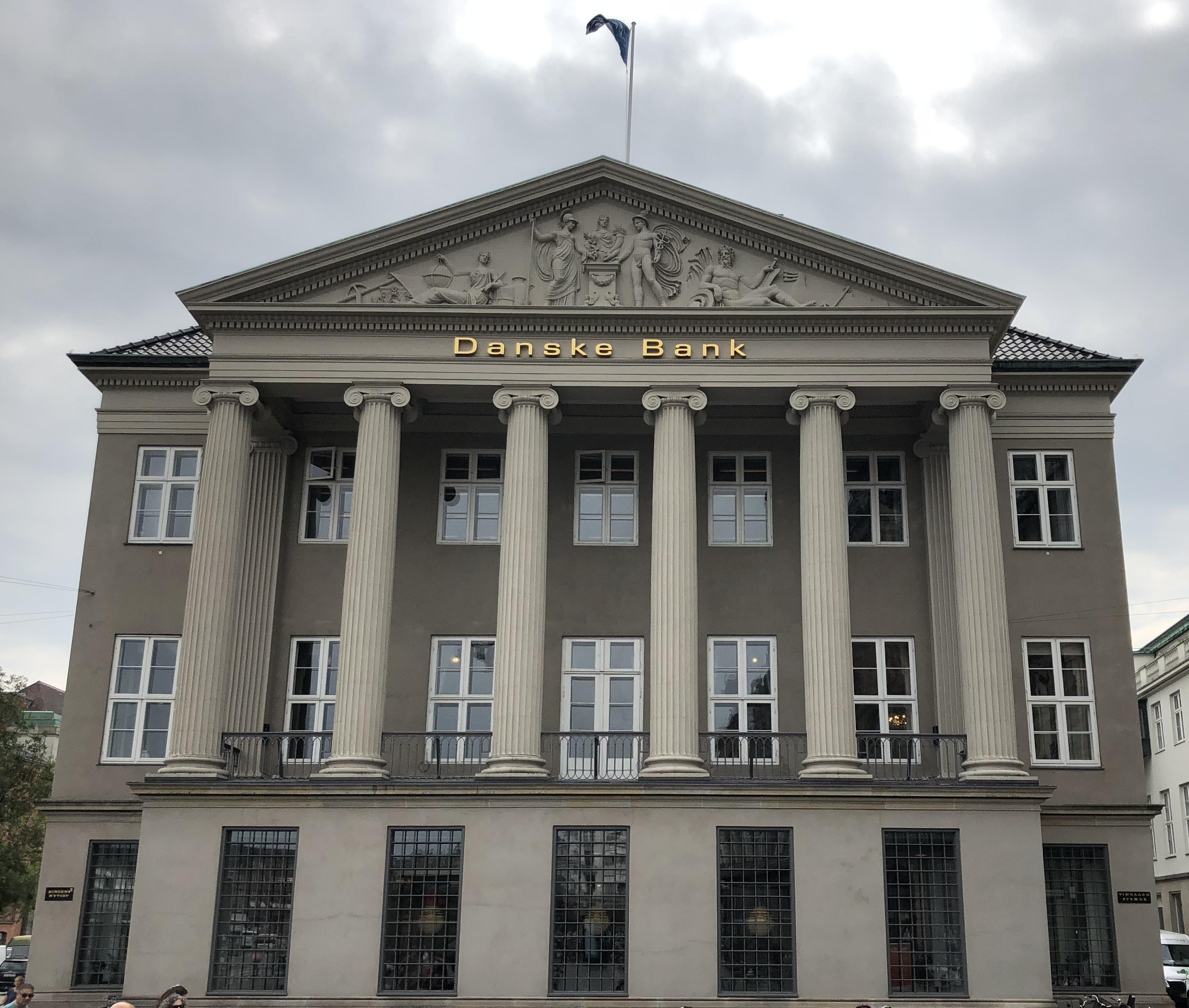 danske bank bangalore captive definition
