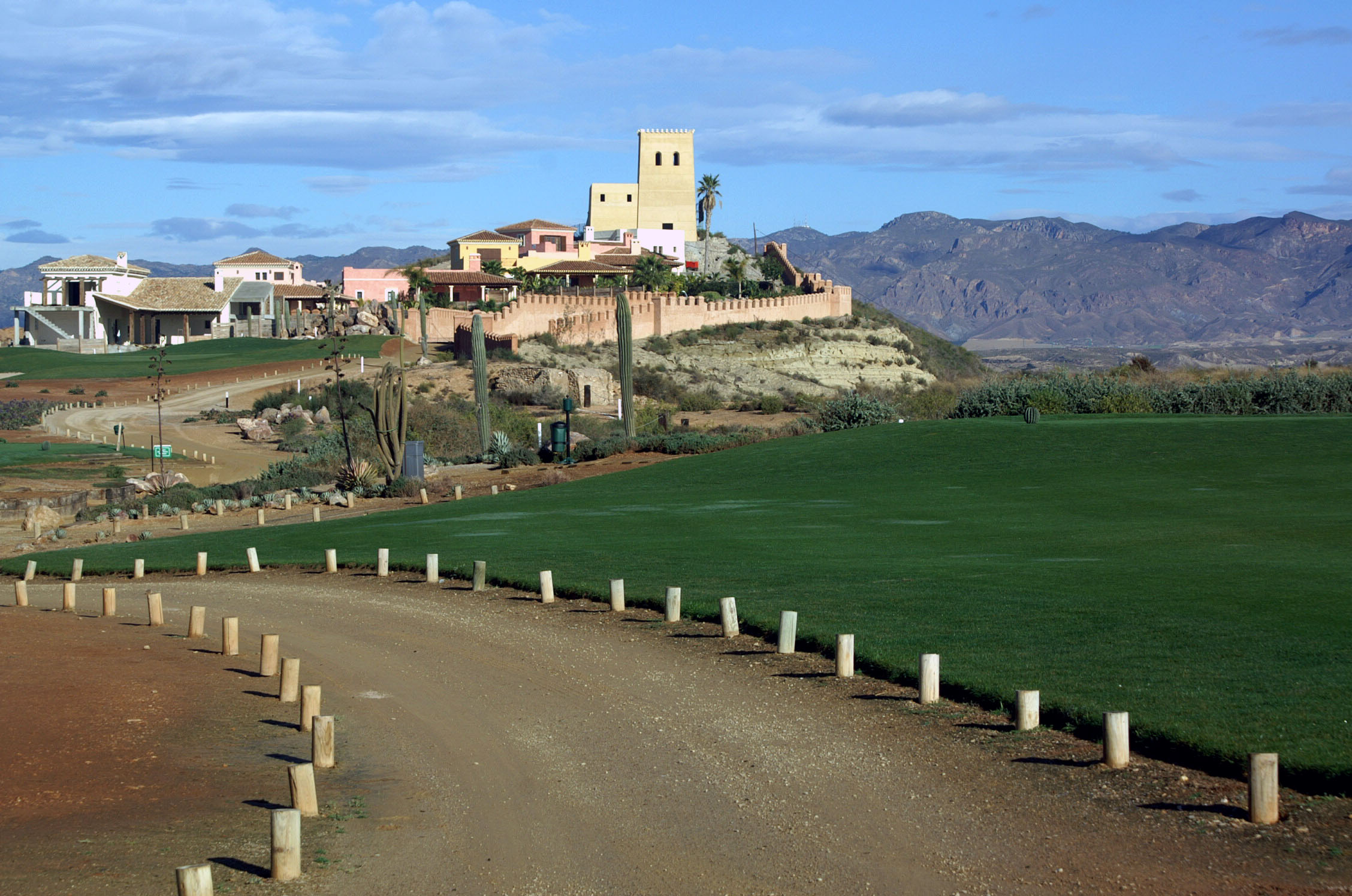 FileDesert Springs Golf Course Spain  panoramiojpg  Wikimedia