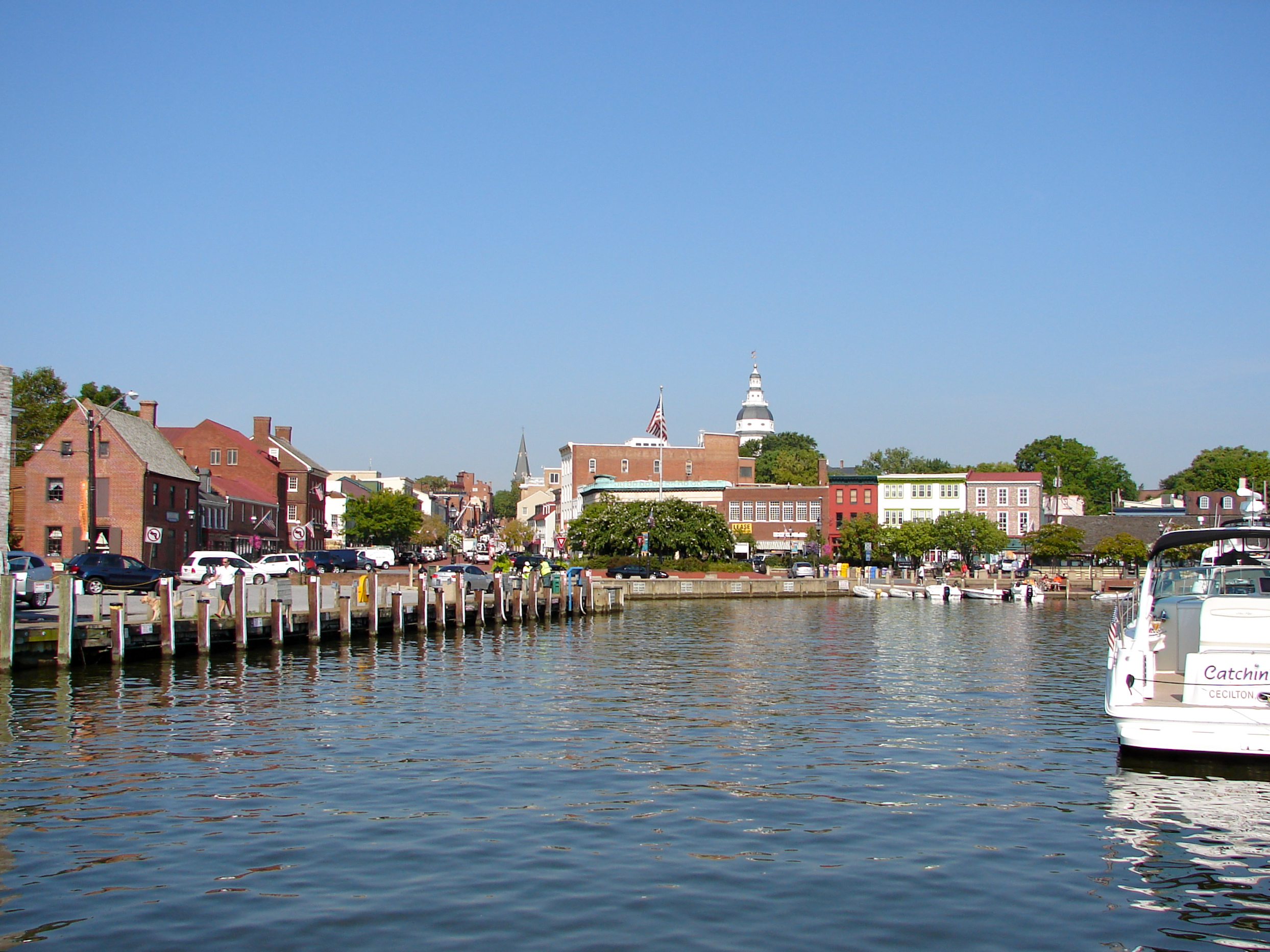 Dating annapolis