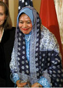 Dr. Siti Musdah Mulia of Indonesia, 2007 International Women of Courage Award.jpg