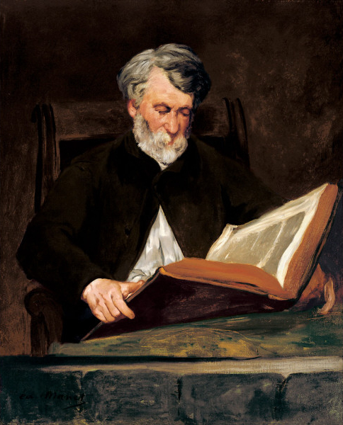 File:Edouard Manet - The Reader.jpg