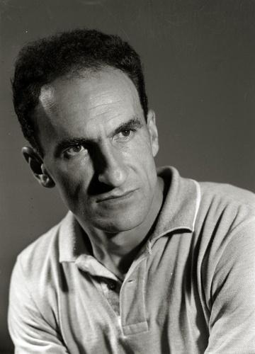 Depiction of Eduardo Chillida