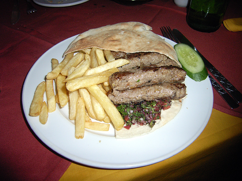 Wiki kofta upcscavenger for Assyrian cuisine