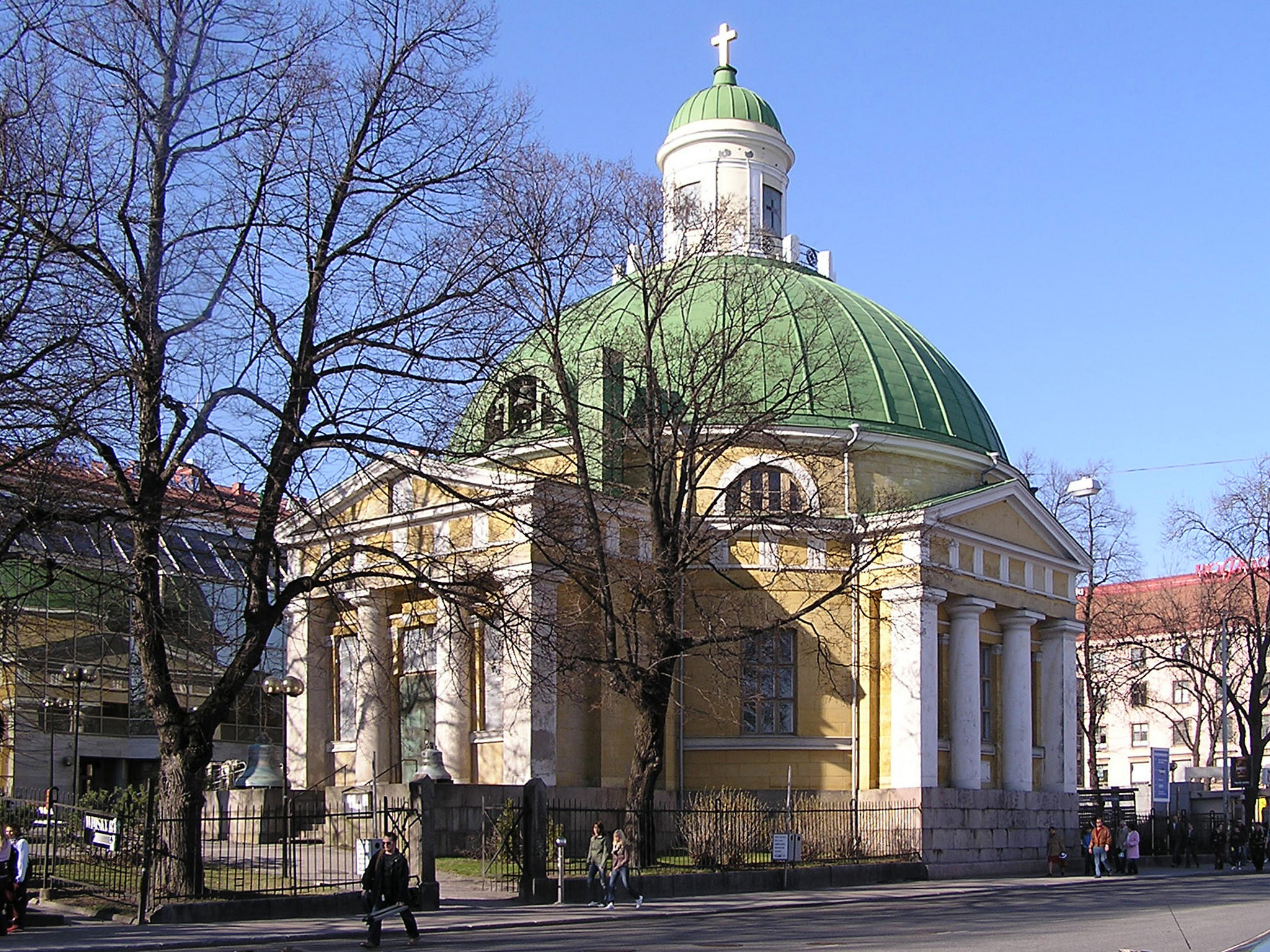 File:Empress Alexandra Martyr Church Turku Finland.jpg ...