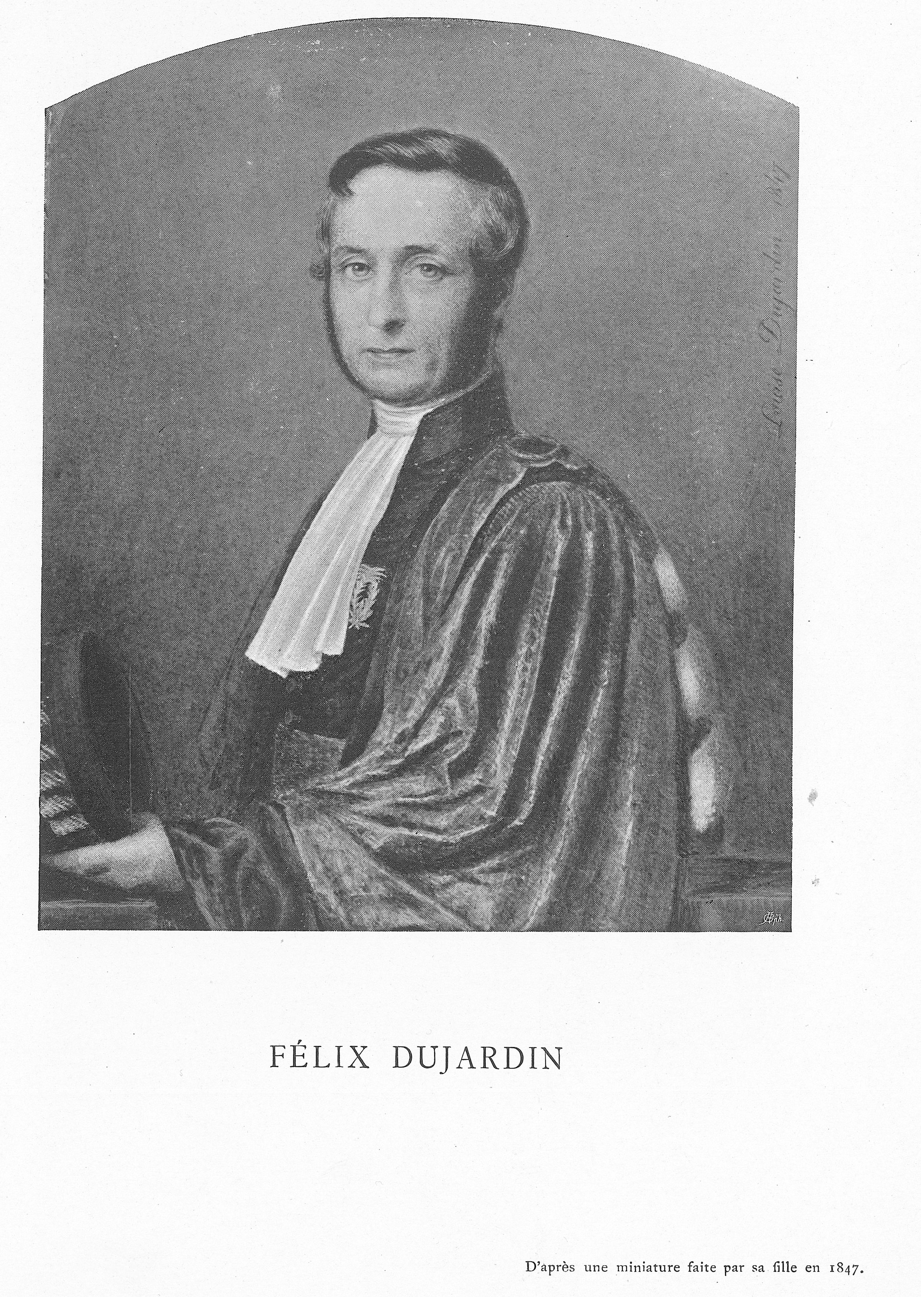 File f lix dujardin by louise dujardin 1847 whole page for Dujardin wiki