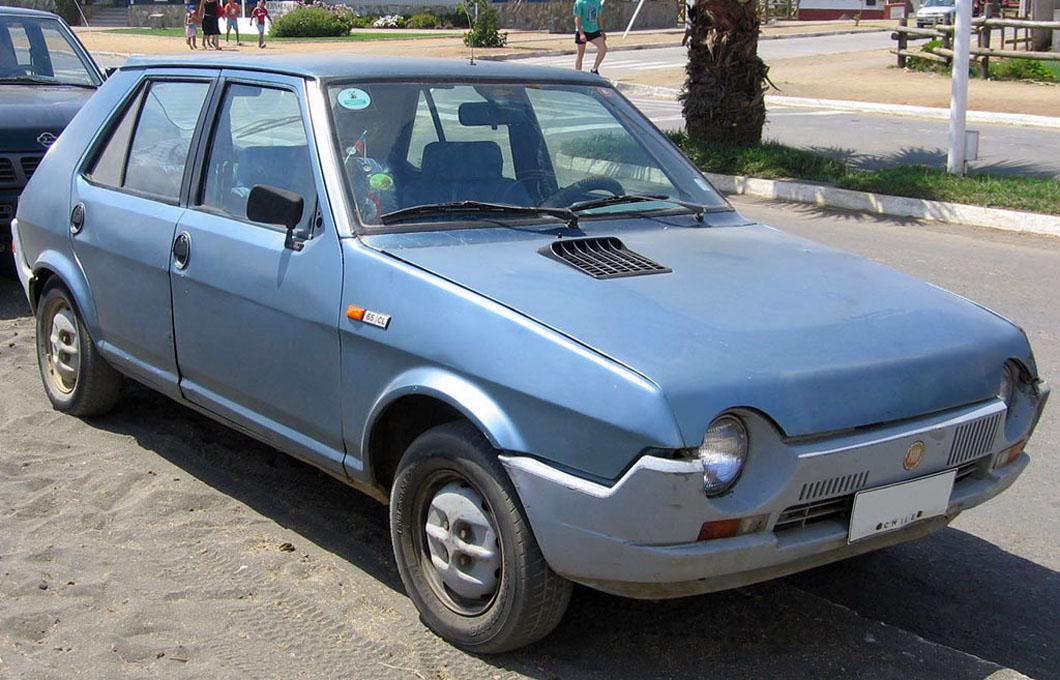 Fiat Ritmo — Вікіпедія