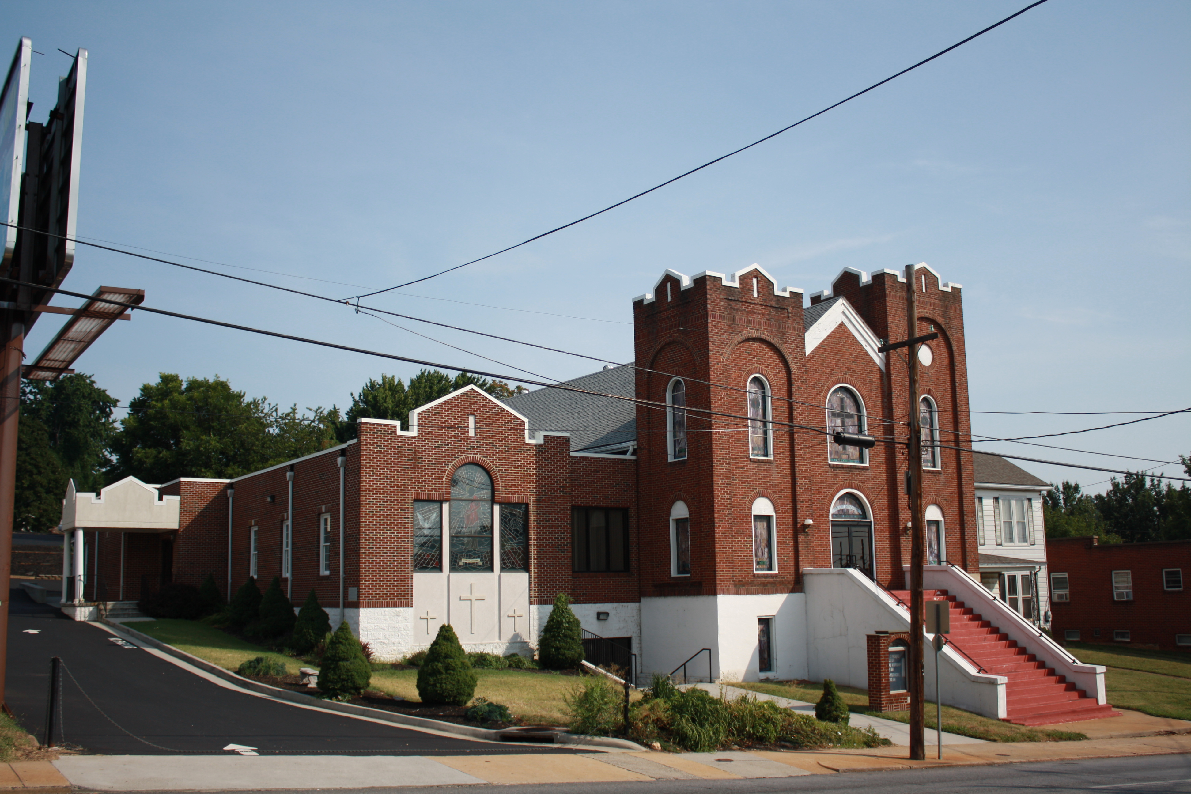 Churches in Lynchburg VA