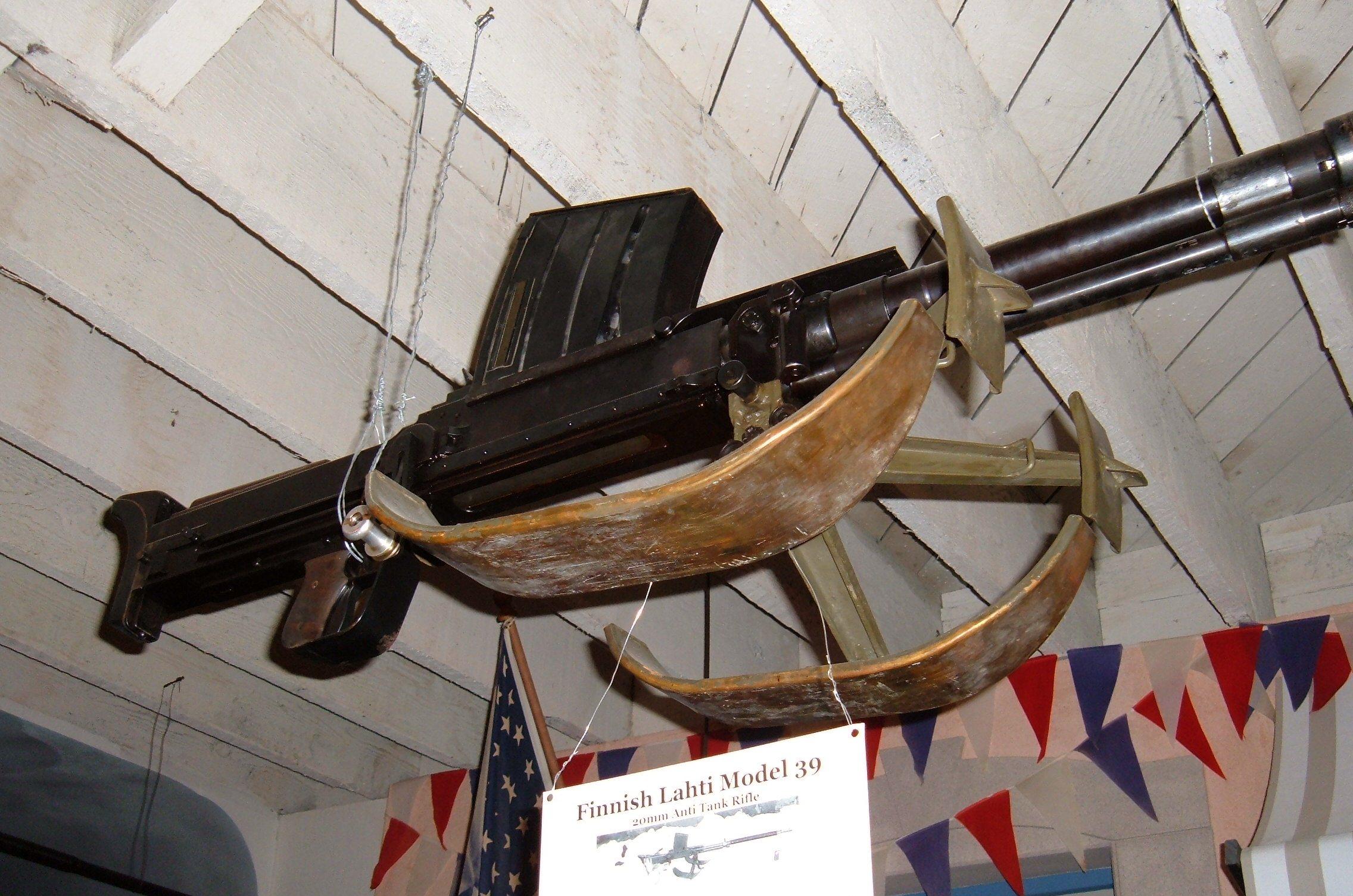 Imac vs 20mm antitank rifle video dailymotion