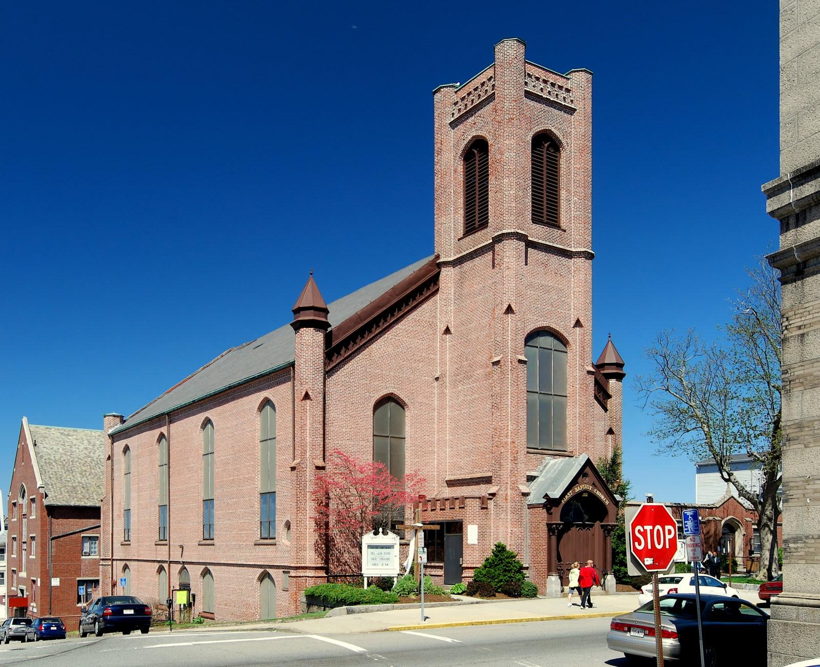 Baptist Church Fallriver Food Pantry