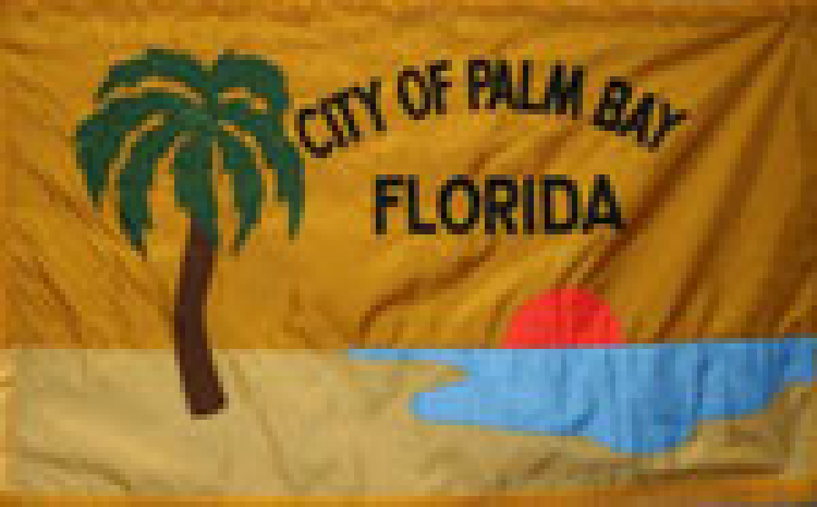 Archivo:Flag of Palm Bay, Florida.png