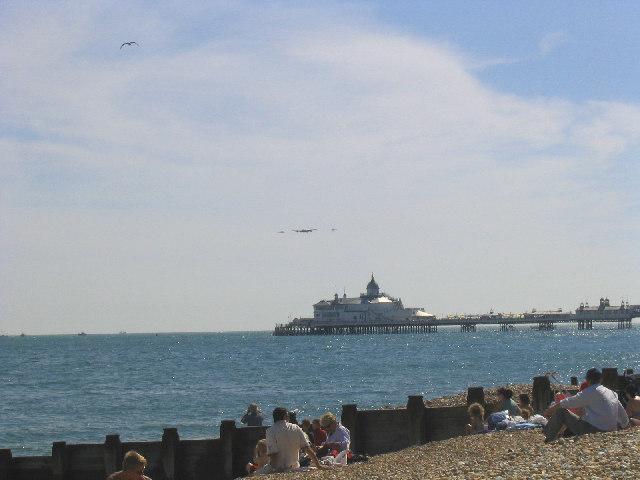 Eastbourne Air Show >> Eastbourne Airbourne Air Show Wikipedia