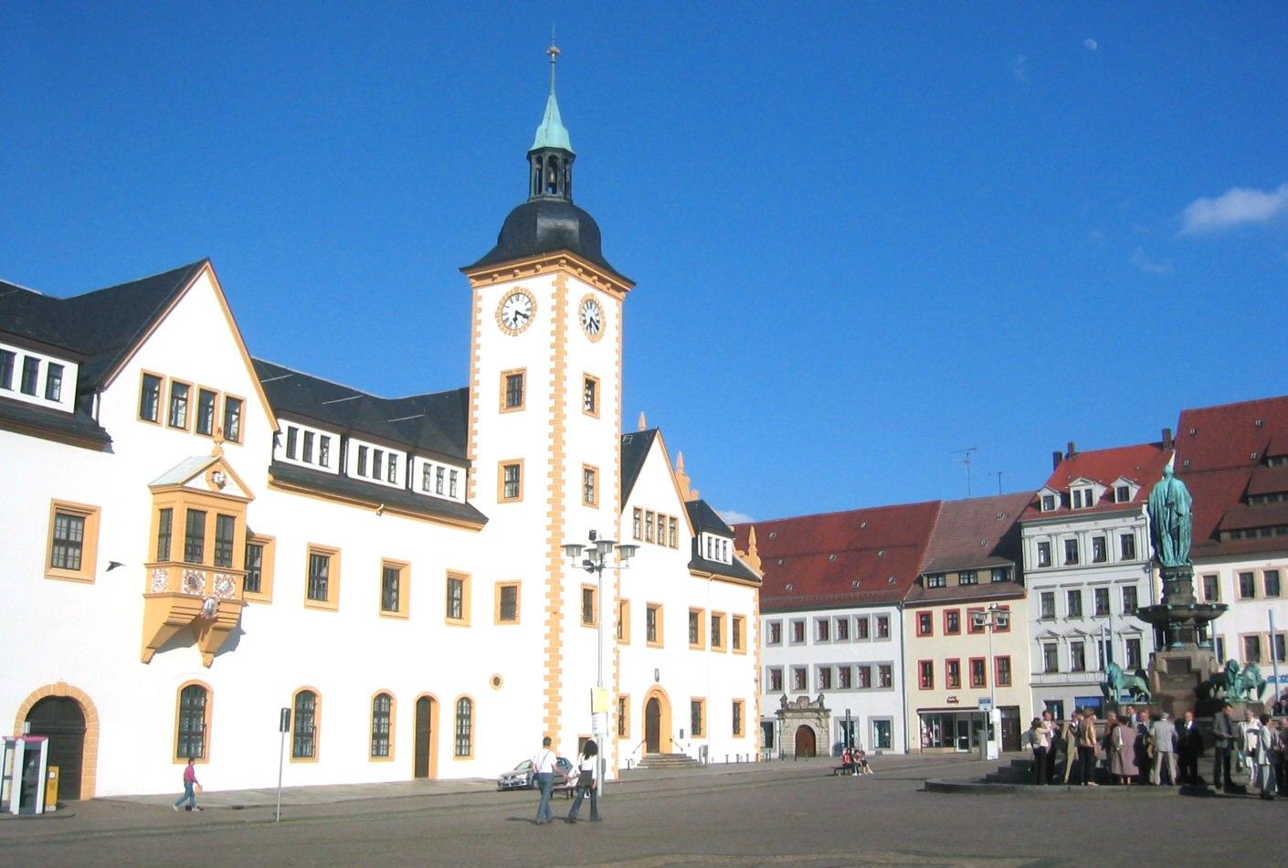 Freiberg Obermarkt Rathaus.jpg