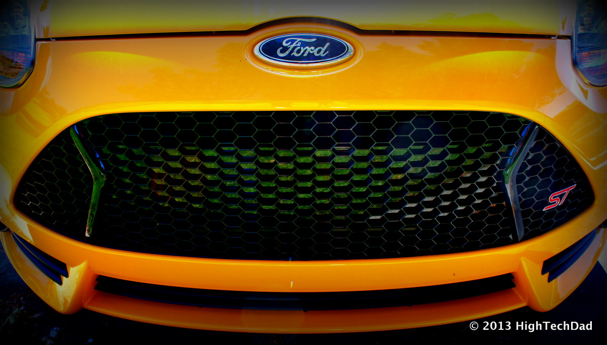 File Front Grill 2013 Ford Focus St 10062634394 Jpg Wikimedia