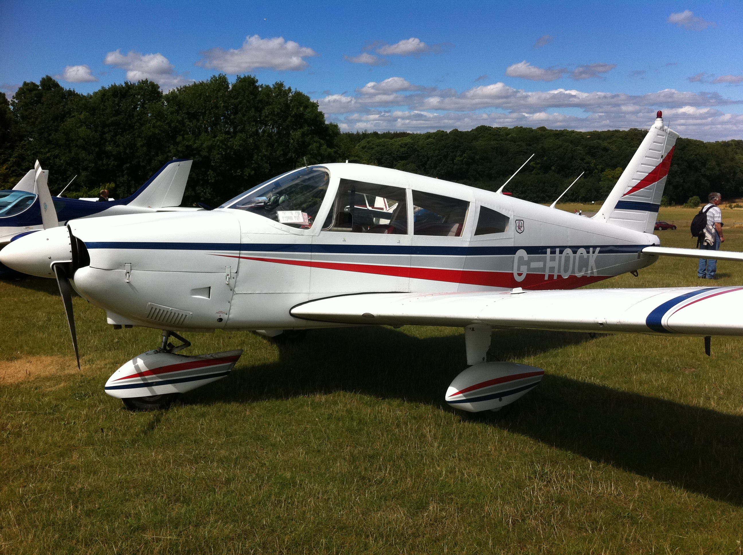 Fileg Hock Piper Pa 28 180 Cherokee D 9664790307