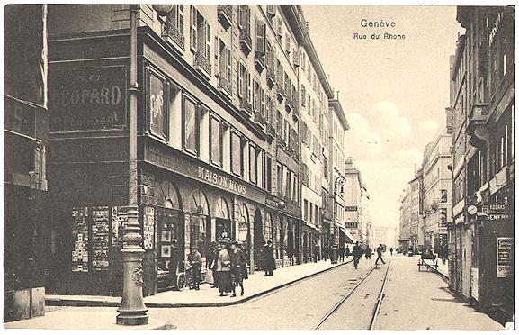 56bb116a4d5 Fendi Geneve Rue Du Rhone