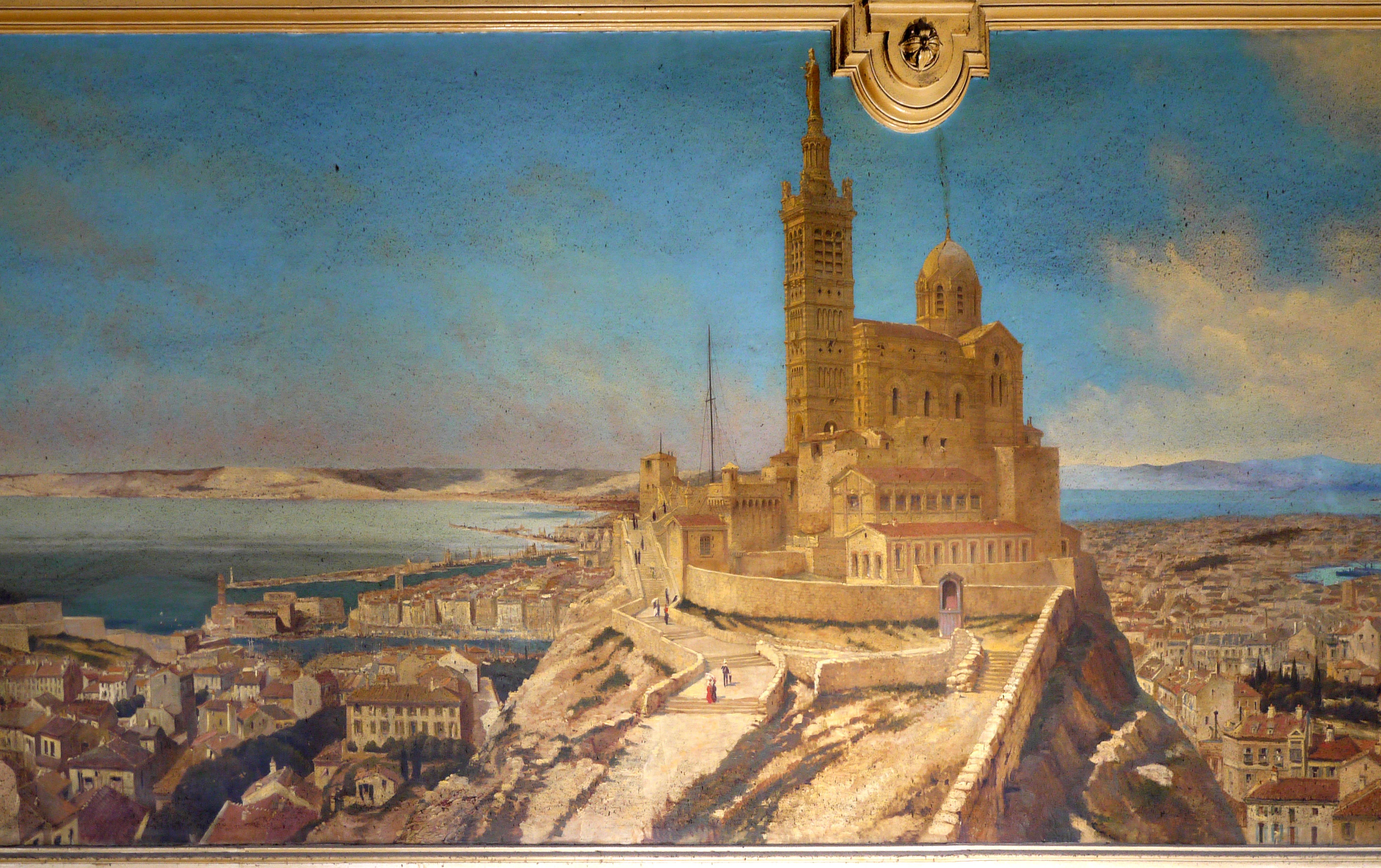 Peindre Une Fresque Sur Un Mur grande fresque de la gare de lyon — wikipédia